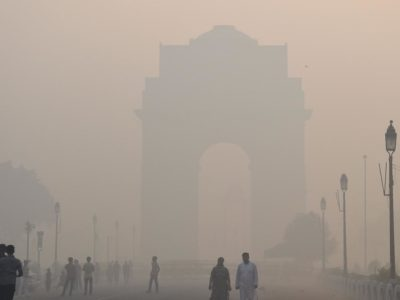 delhi-polution